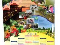 Putrajaya Parks Calendar 2011