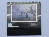 2009 Table Calendar for The Friedrich Naumann Foundation's FAN Malaysia