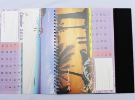 2010 Table Calendar, Pejabat Pendidikan Daerah Marang
