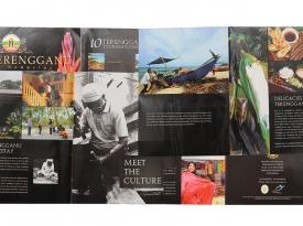 Terengganu Homestay 2011 pamphlet