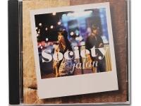 Cover untuk album penuh Society ( Jalan )