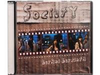 Cover untuk album single Society (Berani Bercinta )