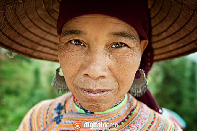 Flower Hmong People – 01