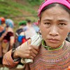 Ha Nhi Minority Woman