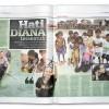 Diana Danielle – Berita Harian Feb 2012