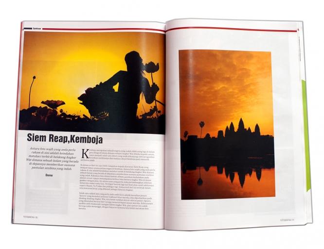 Fotografika – Isu 10 – Siem Reap,Cambodia