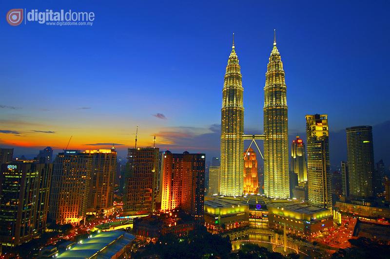 Good Evening Kuala Lumpur Digitaldome Photography